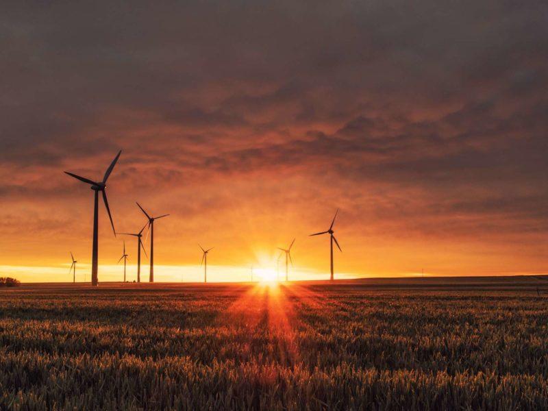 Veterné turbíny – ako fungujú?