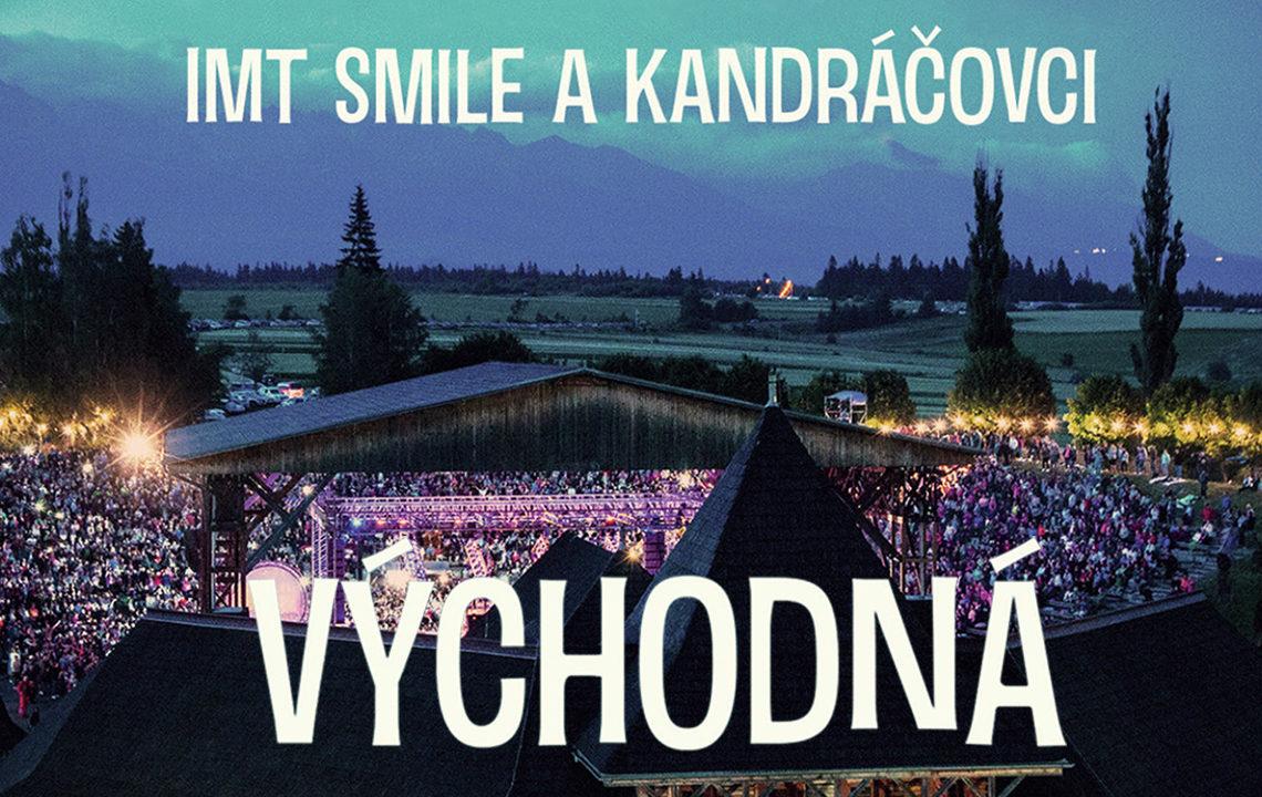 """Nový album od IMT Smile a Kandráčovcov s názvom """"Východná"""""""